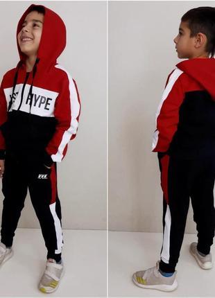 Спортивный костюм для мальчика девочки 122-152рр