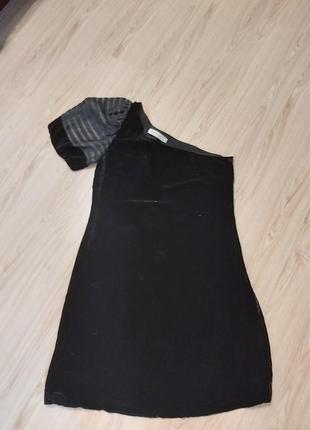 Нарядное платье на новогодние праздники ,велюр