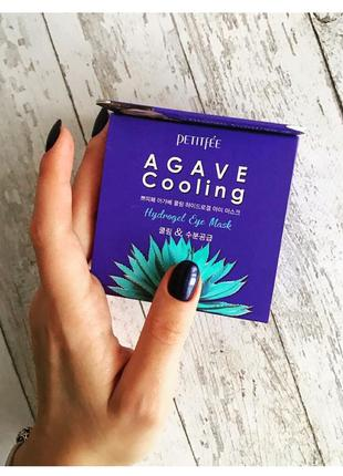 Патчи petitfee agave cooling