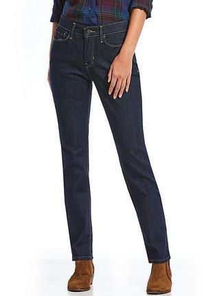 Джинсы levi's 525 perfect waist straight