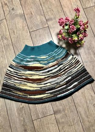 Вязаная юбка missoni