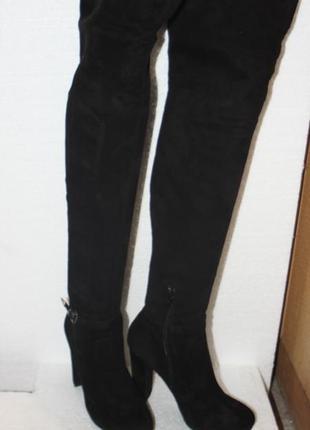 Новые сапоги even & odd германия 39р ботинки ботфорты