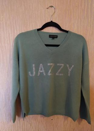 Шикарный кашемировый свитер премиум качества от известного бренда estheme cachemire