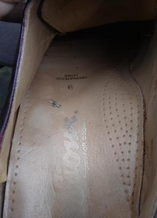 Туфли мужские  дерби sioux р.92 фото