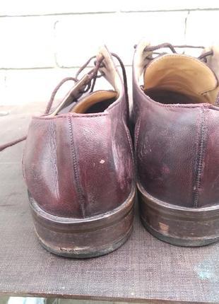 Туфли мужские  дерби sioux р.95 фото