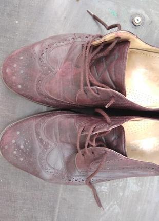 Туфли мужские  дерби sioux р.96 фото
