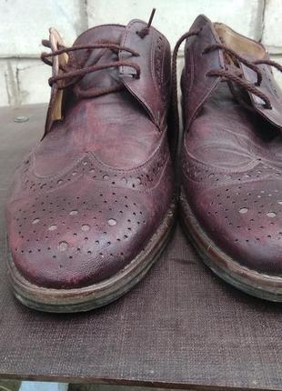 Туфли мужские  дерби sioux р.98 фото