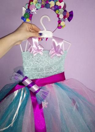 Карнавальный костюм конфетка