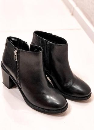 Кожаные ботинки firetrap