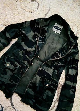 Пиджак милитари крутой