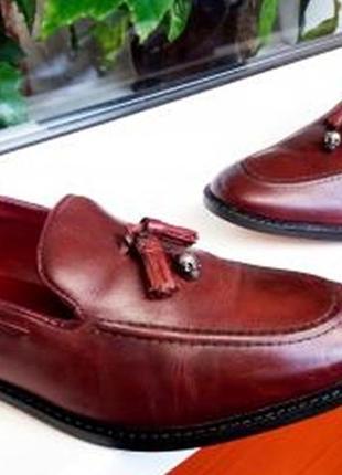 Редчайшие дорогие туфли лоферы asos англия