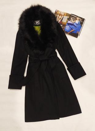 52% шерсть ! шикарное демисезонные пальто,весна/осень !