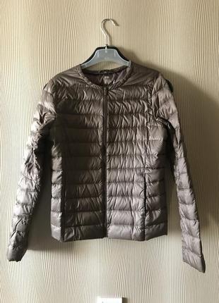 Куртка пух uniqlo (ultra light down)