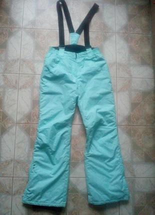 Лыжные штаны для девушки 158-164 rodeo ride free мембрана 2000