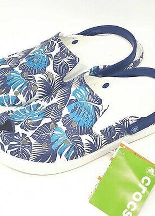 Крокс сандали тапочки сабо crocs citilane graphic