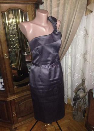 Шикарное вечернее платье от debut .