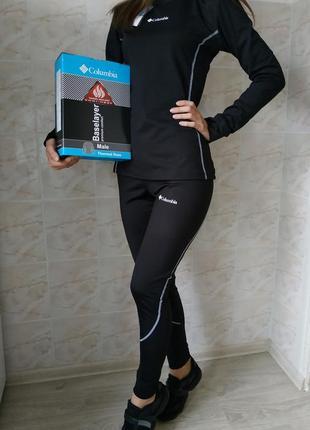 Женское термобелье, женское белье, термо белье, термобілизна, термобелье коламбия3 фото