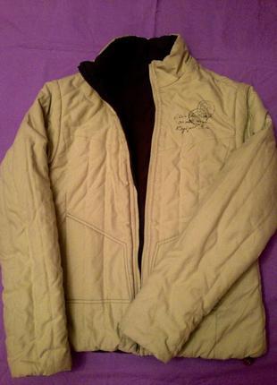 Стильная двухсторонняя зимняя куртка madoc