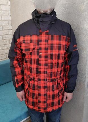 Loffler outdoor gore-tex куртка штормовка made in austria оригинал (m-l)