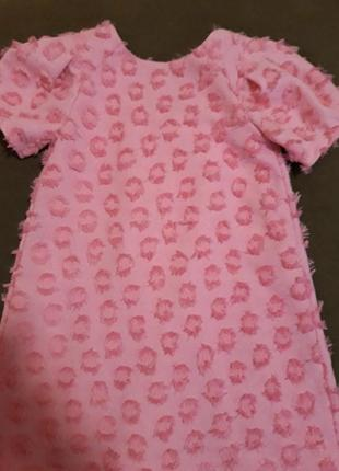Плаття  туніка для дівчинки 5-6 років