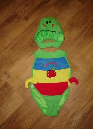 Карнавальный костюм, новогодний костюм на 1-2 года