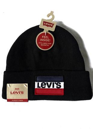 Новая шапка levis