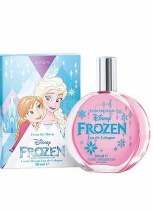 Avon детские духи frozen