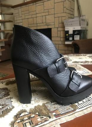 Ботильоны-ботинки женские размер 40
