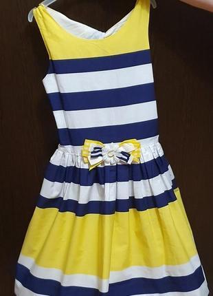 Очень нарядное и яркое платье для выпускного daga