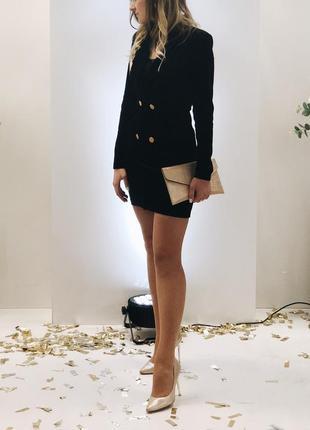 Платье пиджак h&m