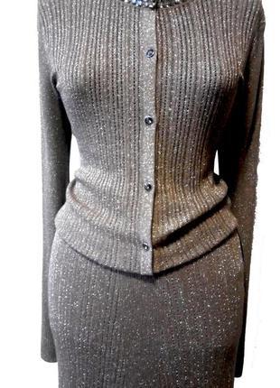 Трикотажный костюм jones new york р.48-50