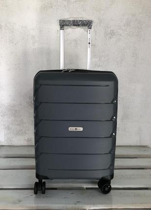 Качественный французский чемодан snowball, якісна валіза