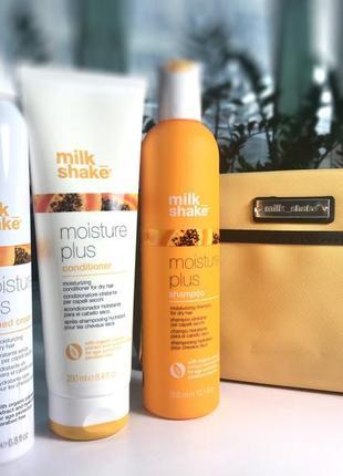 Набір milk shake moisture для сухого волосся