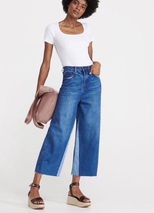 Кюлоты джинсы reserved