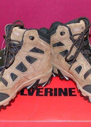 Ботинки wolwerine. usa. оригинал. размеры 41, 41,5.