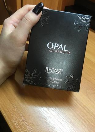 Парфюмированная вода opal glamour