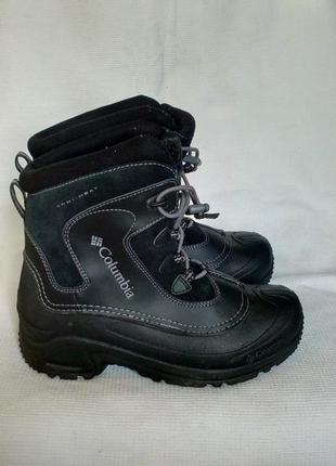 Женские зимнее ботинки