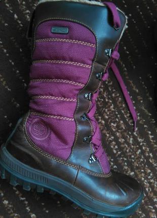 Супер теплые зимние ботинки