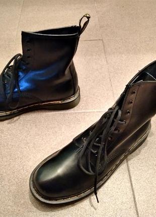 Высокие ботинки (копия dr. martens) 43 paзм.3 фото