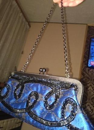 Новый клатч сумочка ридикюль