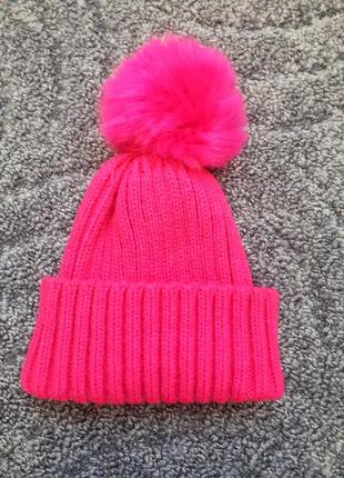 Детская шапка на зиму