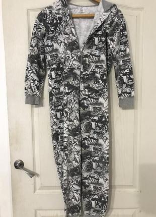 Кигуруми пижама f&f рр 152