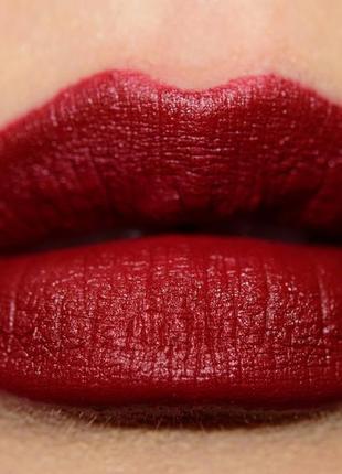 Armani rouge d'armani matte # 201 night berry стойкая помада для губ