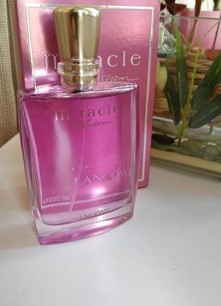 Парфюмированная вода lancome miracle blossom eau de parfum 100 ml