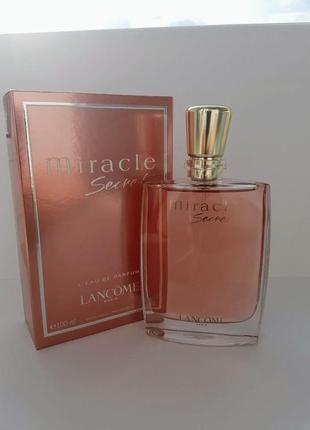 Lancome miracle secret парфюмированная вода