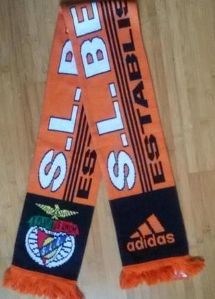 Продам шарф adidas, шарф болельщика (пр-во англия).