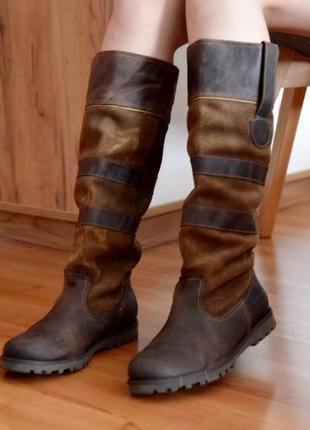 Helly hansen кожа сапоги ботинки демисезонные