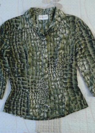 Блуза-кофточка