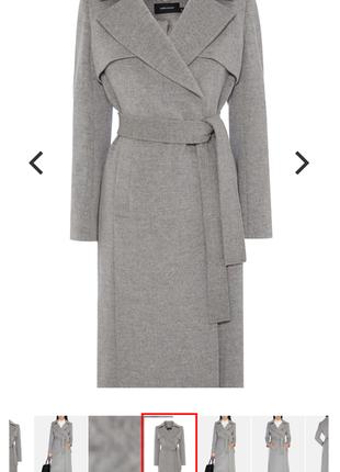 Шикарное пальто люксового karen millen брэнда супер качество!!!