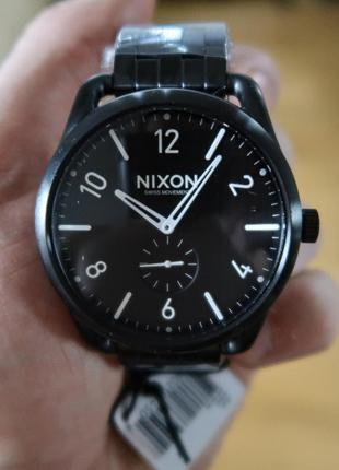 Lux часы nixon c45 ss all black
